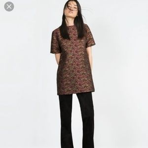 Anthropologie Dresses - Jacquard Shift Dress